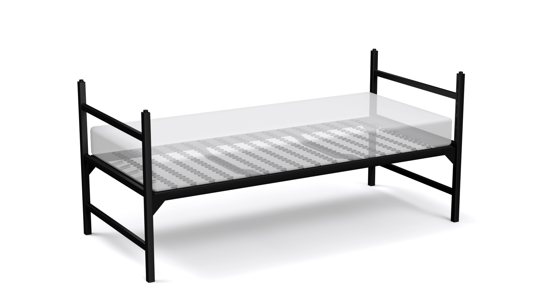 C9 CL Adjustable Height Bed - Blockhouse Contract Furniture