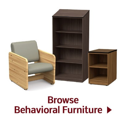 behavioral health and mental health furniture catalog